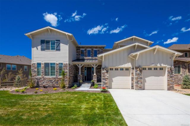 11594 Pine Canyon Drive, Parker, CO 80138 (#9581466) :: Bring Home Denver with Keller Williams Downtown Realty LLC