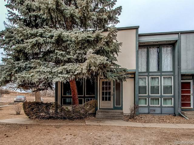 10350 Tumbleweed Drive #27, Thornton, CO 80229 (MLS #9581599) :: 8z Real Estate