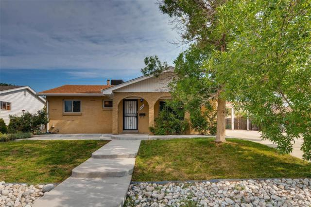 6595 W Arizona Avenue, Lakewood, CO 80232 (#9581696) :: The HomeSmiths Team - Keller Williams