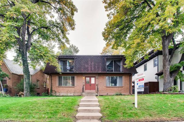 1077-1087 S Downing Street, Denver, CO 80209 (#9581764) :: The Griffith Home Team