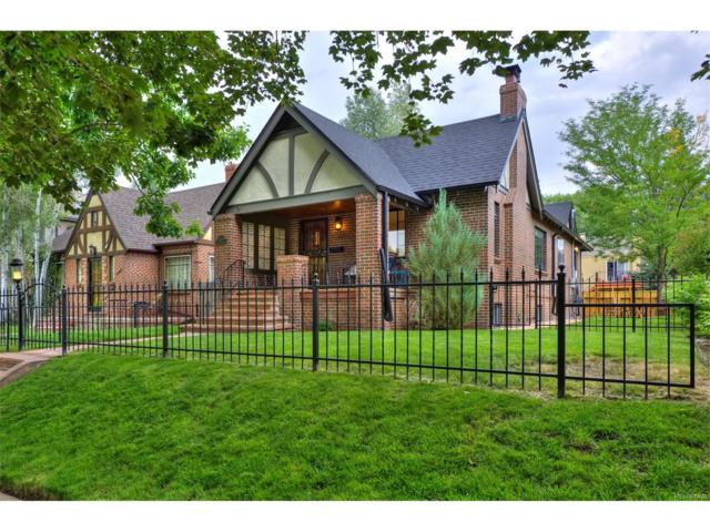 1254 S Columbine Street, Denver, CO 80210 (#9582239) :: Thrive Real Estate Group