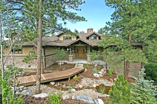 2509 Saddleback Court, Castle Rock, CO 80104 (#9582626) :: The HomeSmiths Team - Keller Williams