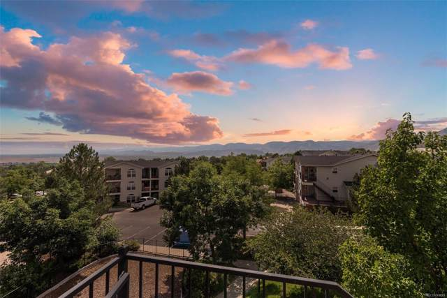 1650 S Deframe Street C7, Lakewood, CO 80228 (#9582639) :: 5281 Exclusive Homes Realty
