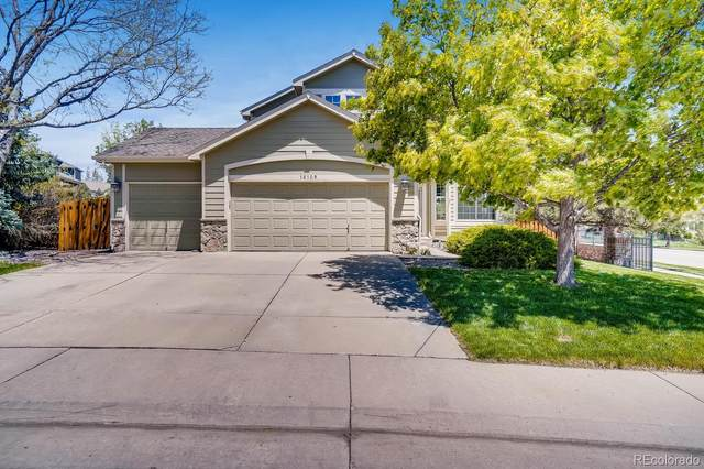 16109 W 70th Place, Arvada, CO 80007 (#9582800) :: The Dixon Group