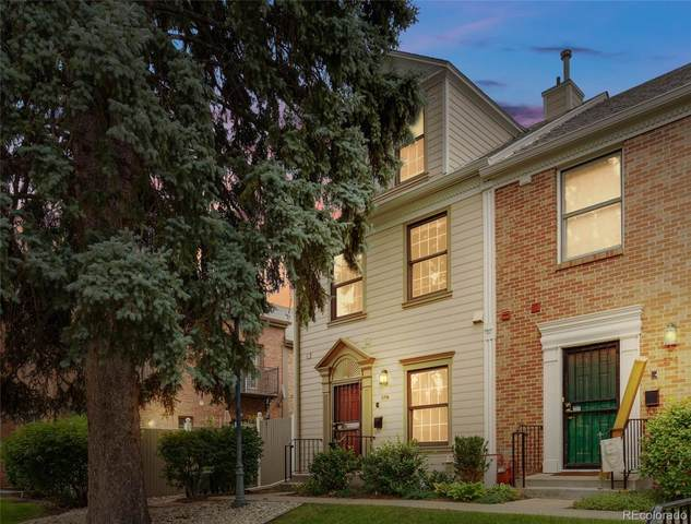 5718 E 10th Avenue, Denver, CO 80220 (#9583056) :: The DeGrood Team