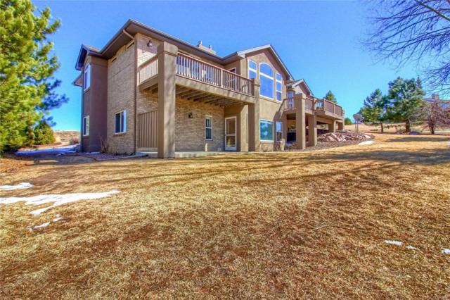 3509 Winterhawk Circle, Castle Rock, CO 80104 (#9583340) :: The Peak Properties Group