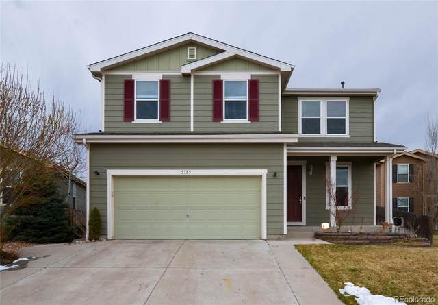 5385 Laredo Street, Denver, CO 80239 (#9583596) :: The Heyl Group at Keller Williams