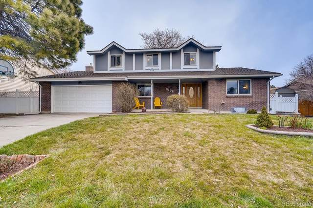 8196 Flower Court, Arvada, CO 80005 (#9583730) :: The Dixon Group