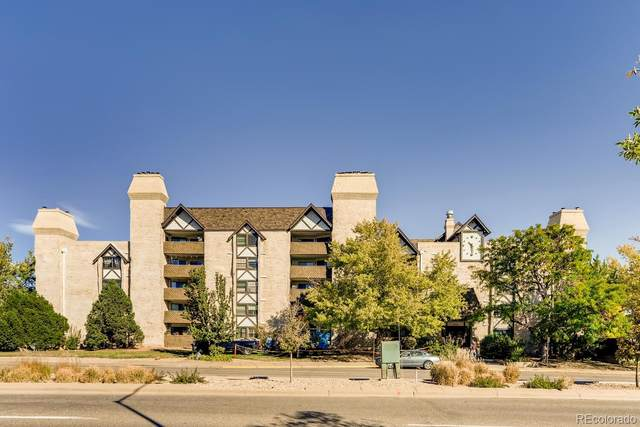 7255 E Quincy Avenue #408, Denver, CO 80237 (MLS #9583818) :: Kittle Real Estate