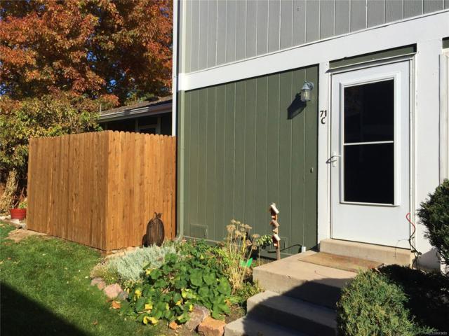 10001 E Evans Avenue 71C, Denver, CO 80247 (#9583903) :: My Home Team