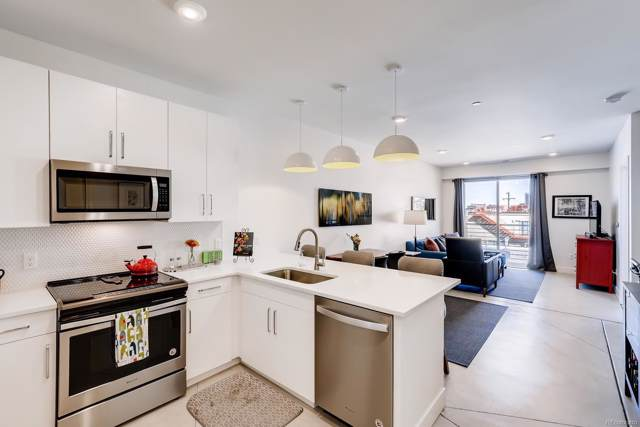 2835 W 24th Avenue #309, Denver, CO 80211 (#9584088) :: The Healey Group