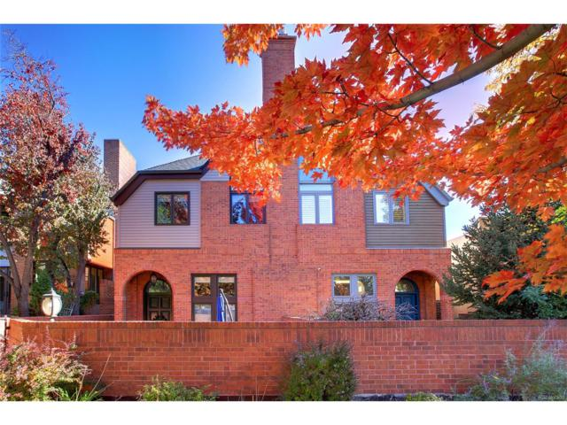 432 Fillmore Street, Denver, CO 80206 (#9584622) :: Wisdom Real Estate