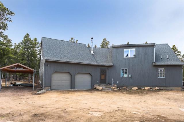 269 Olde Carter Lake Road, Golden, CO 80403 (#9584655) :: House Hunters Colorado
