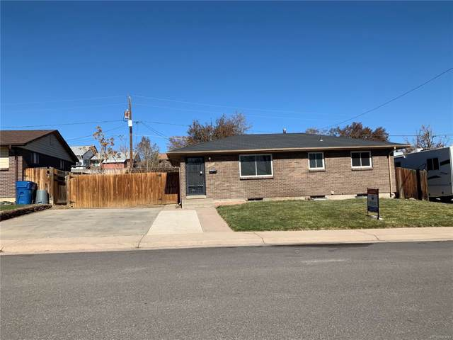 3511 W Dill Road, Englewood, CO 80110 (#9585070) :: Berkshire Hathaway HomeServices Innovative Real Estate