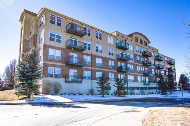 10176 Park Meadows Drive #2101, Lone Tree, CO 80124 (#9585125) :: My Home Team
