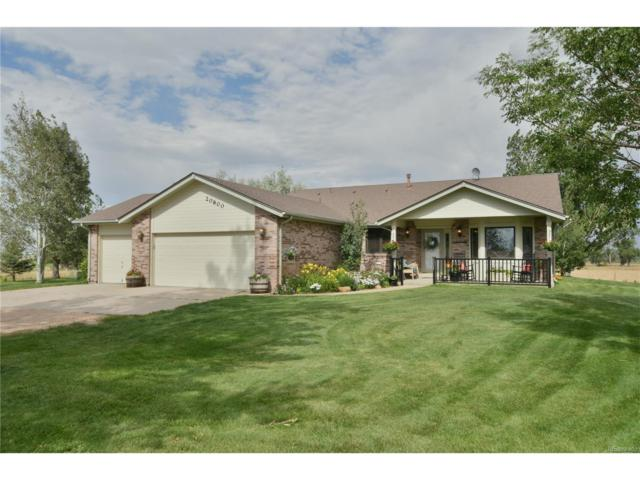 20800 E 152nd Avenue, Brighton, CO 80603 (MLS #9585195) :: 8z Real Estate
