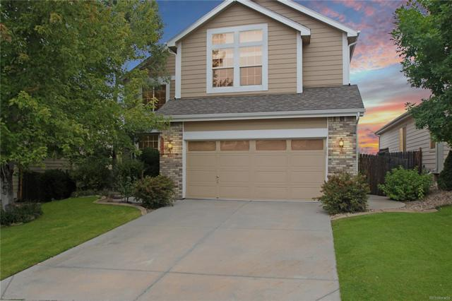 8398 Bed Straw Street, Parker, CO 80134 (#9585295) :: The Heyl Group at Keller Williams