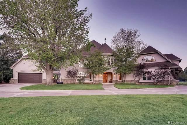 505 Rangeview Drive, Littleton, CO 80120 (MLS #9585443) :: 8z Real Estate