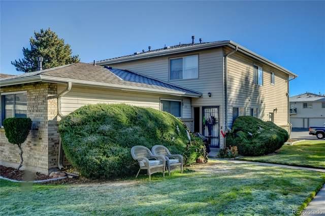 3351 S Field Street #127, Lakewood, CO 80227 (#9585528) :: Sultan Newman Group