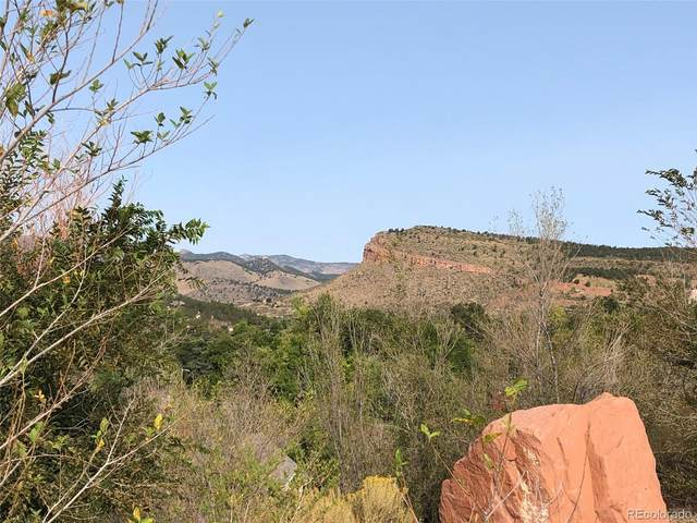 618 Overlook Drive, Lyons, CO 80540 (MLS #9585616) :: 8z Real Estate