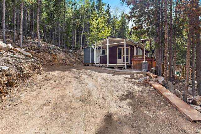 330 Apache Road, Evergreen, CO 80439 (#9586068) :: Berkshire Hathaway Elevated Living Real Estate