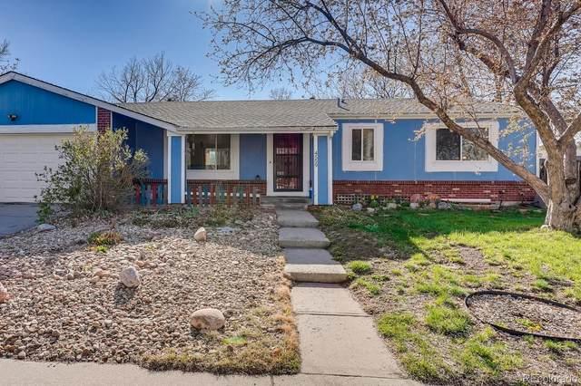 4559 S Lewiston Way, Aurora, CO 80015 (MLS #9586159) :: 8z Real Estate