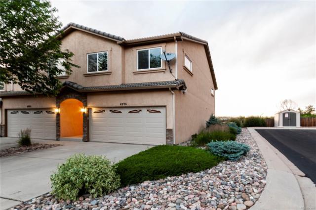 4896 Iron Horse Villas Point, Colorado Springs, CO 80917 (MLS #9586280) :: 8z Real Estate