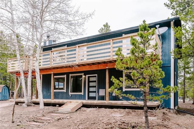 31556 Griffin Drive, Conifer, CO 80433 (#9586446) :: Wisdom Real Estate