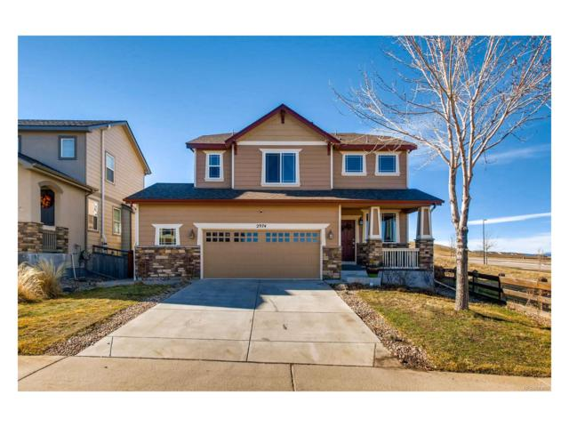 2974 Night Song Way, Castle Rock, CO 80109 (#9586985) :: RE/MAX Professionals