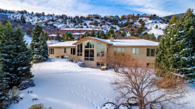 16435 Wild Berry Road, Morrison, CO 80465 (#9587260) :: 5281 Exclusive Homes Realty