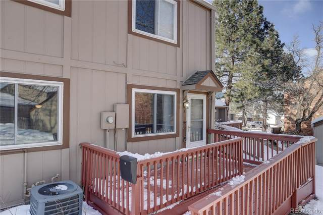 7700 W Glasgow Place 1B, Littleton, CO 80128 (MLS #9587325) :: 8z Real Estate