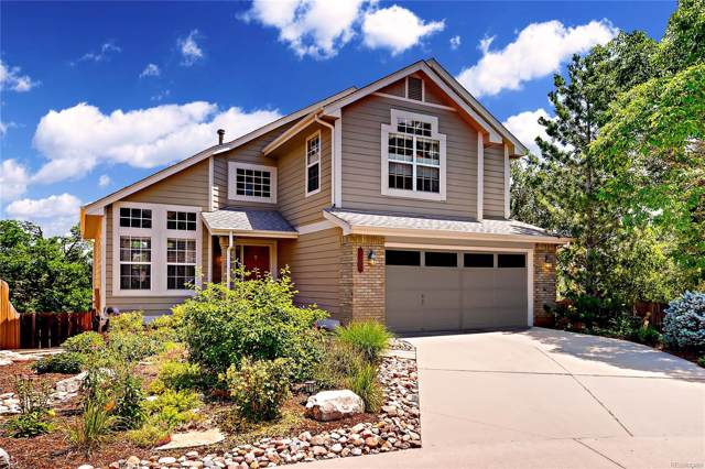 7532 Dawn Court, Littleton, CO 80125 (#9587477) :: Berkshire Hathaway HomeServices Innovative Real Estate