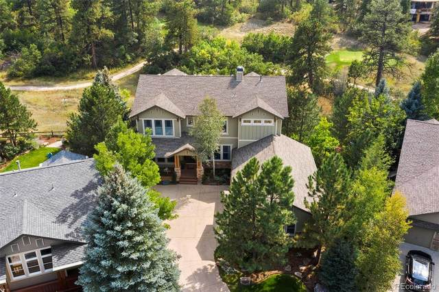 914 Parkcliff Lane, Castle Pines, CO 80108 (#9587528) :: The Brokerage Group