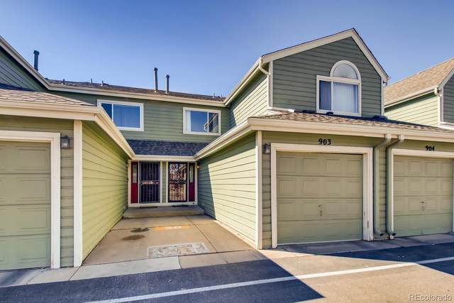 7474 E Arkansas Avenue #903, Denver, CO 80231 (#9587576) :: Compass Colorado Realty