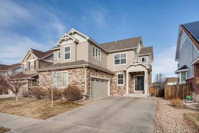5628 S Buchanan Street, Aurora, CO 80016 (#9587957) :: The Griffith Home Team