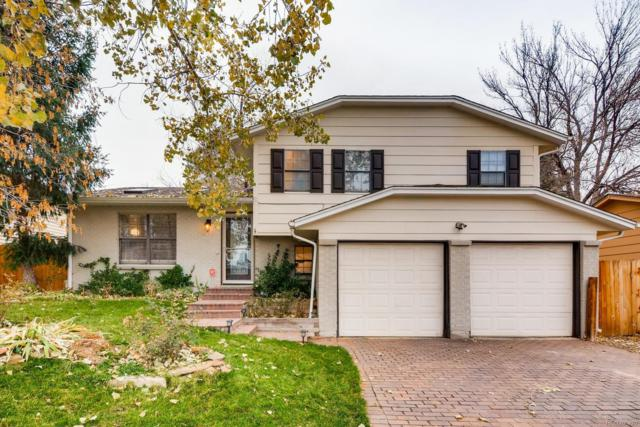 3599 S Newland Street, Denver, CO 80235 (#9588043) :: The Heyl Group at Keller Williams