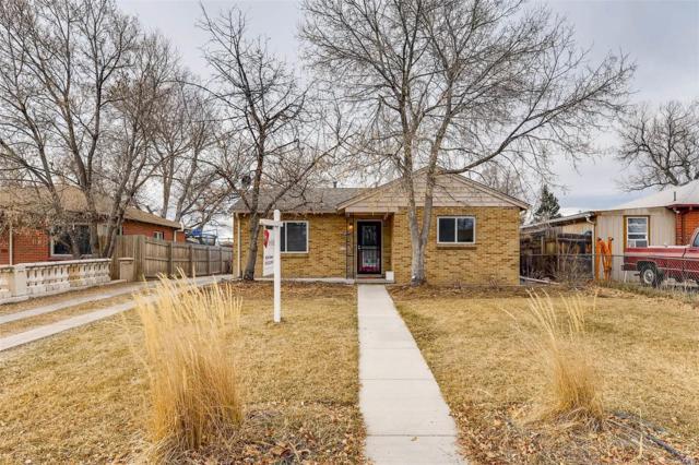 3531 Newport Street, Denver, CO 80207 (#9588086) :: House Hunters Colorado