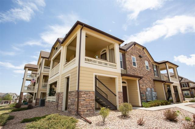 5353 Palomino Ranch Point #208, Colorado Springs, CO 80922 (#9588095) :: The Galo Garrido Group