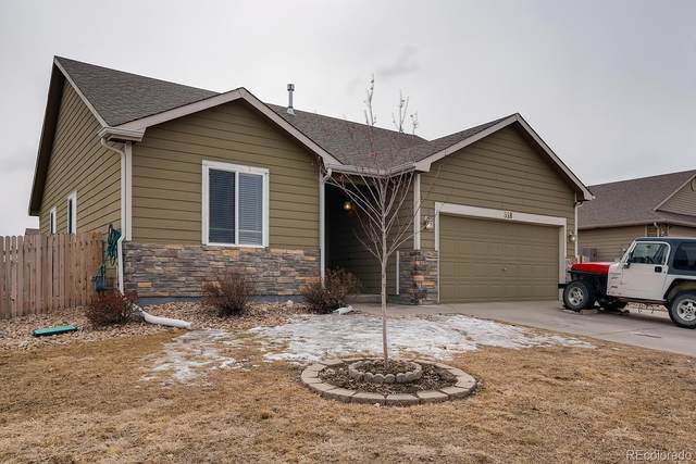 518 E 29th Street Road, Greeley, CO 80631 (#9588250) :: The DeGrood Team