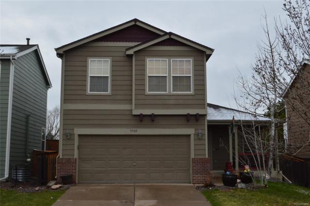 9905 Aftonwood Street, Highlands Ranch, CO 80126 (#9588646) :: The Griffith Home Team