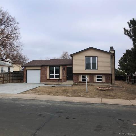 5195 E 108th Place, Thornton, CO 80233 (#9588683) :: The Griffith Home Team