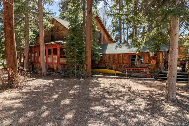 1224 Lake Avenue 11&12A, Grand Lake, CO 80447 (#9589077) :: milehimodern