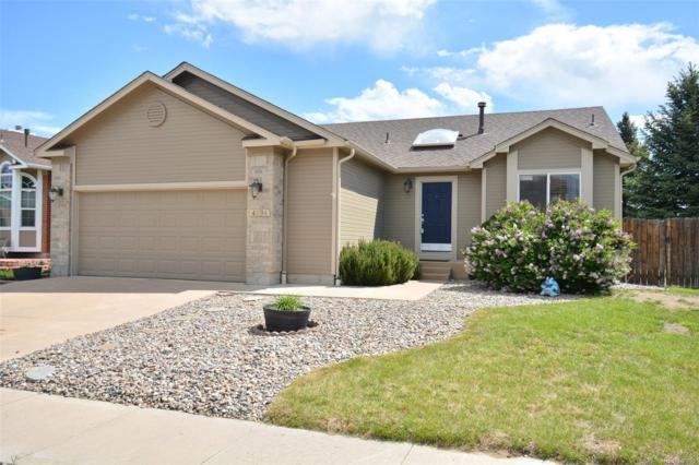 4894 Hawk Meadow Drive, Colorado Springs, CO 80916 (#9589495) :: The City and Mountains Group