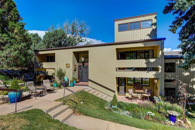 6301 Perry Park Boulevard #5, Larkspur, CO 80118 (#9589562) :: The Margolis Team