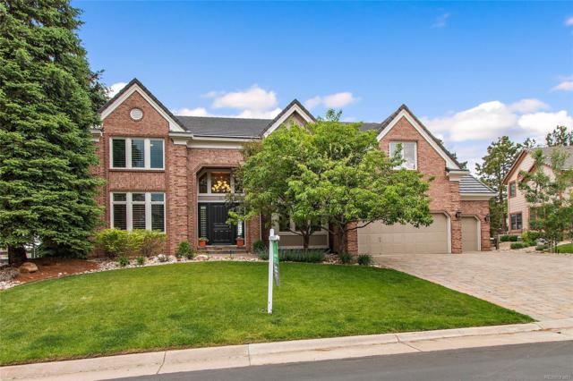 51 Falcon Hills Drive, Highlands Ranch, CO 80126 (#9590739) :: Bring Home Denver with Keller Williams Downtown Realty LLC