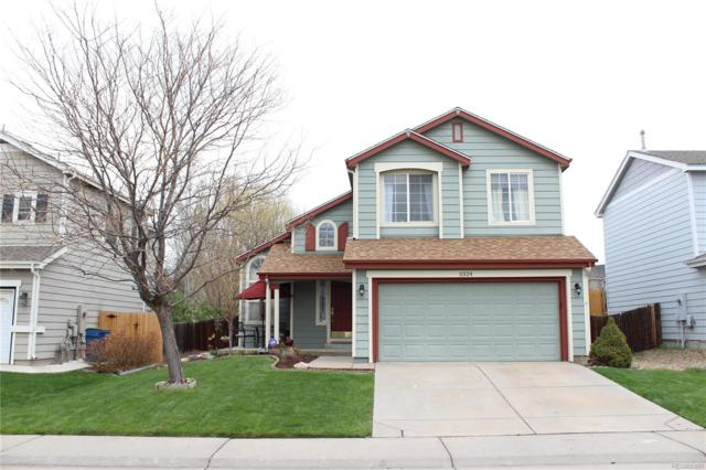 5324 S Malaya Way, Centennial, CO 80015 (#9591638) :: Colorado Home Finder Realty