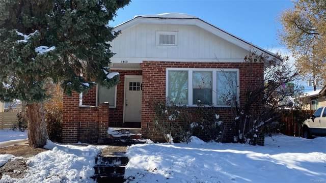 1443 Rosemary Street, Denver, CO 80220 (MLS #9591908) :: 8z Real Estate
