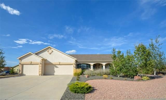11250 Glen Canyon Drive, Peyton, CO 80831 (MLS #9592001) :: The Sam Biller Home Team