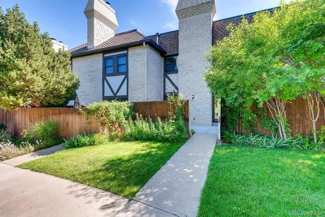 7250 Eastmoor Drive #121, Denver, CO 80237 (MLS #9592072) :: Wheelhouse Realty