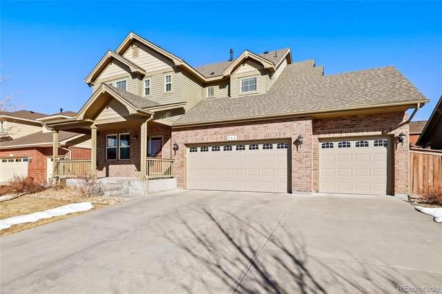 444 N Jamestown Way, Aurora, CO 80018 (#9592407) :: Wisdom Real Estate